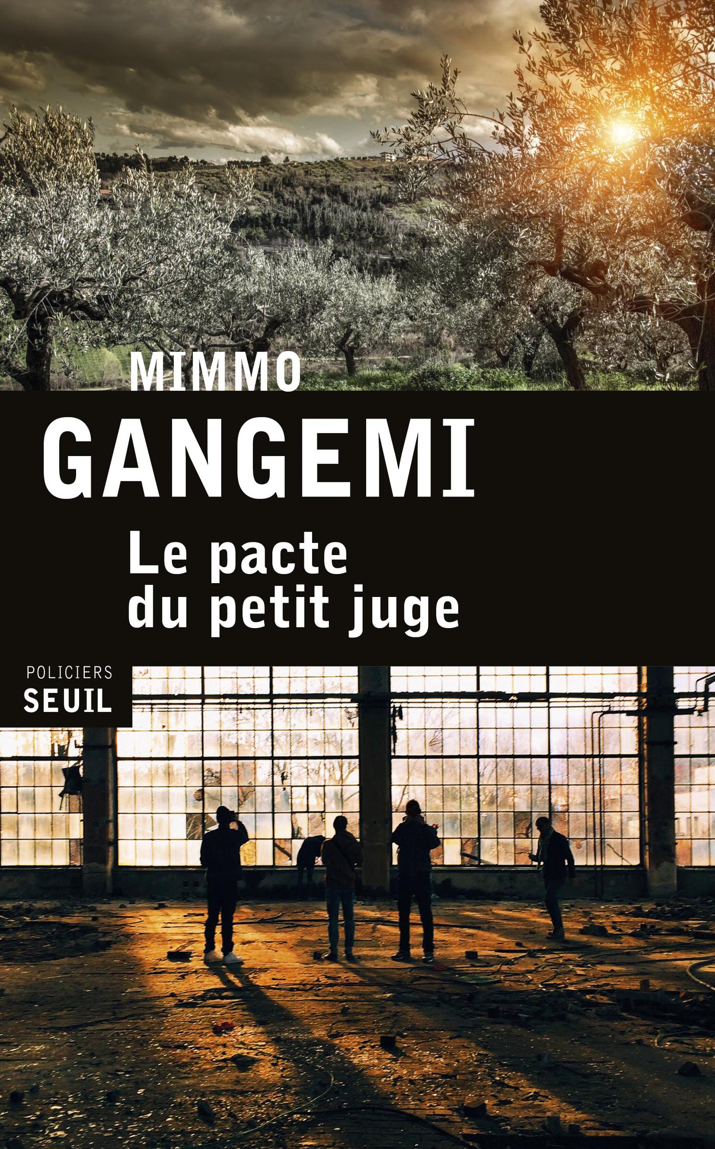 Le Pacte du petit juge | Gangemi, Mimmo