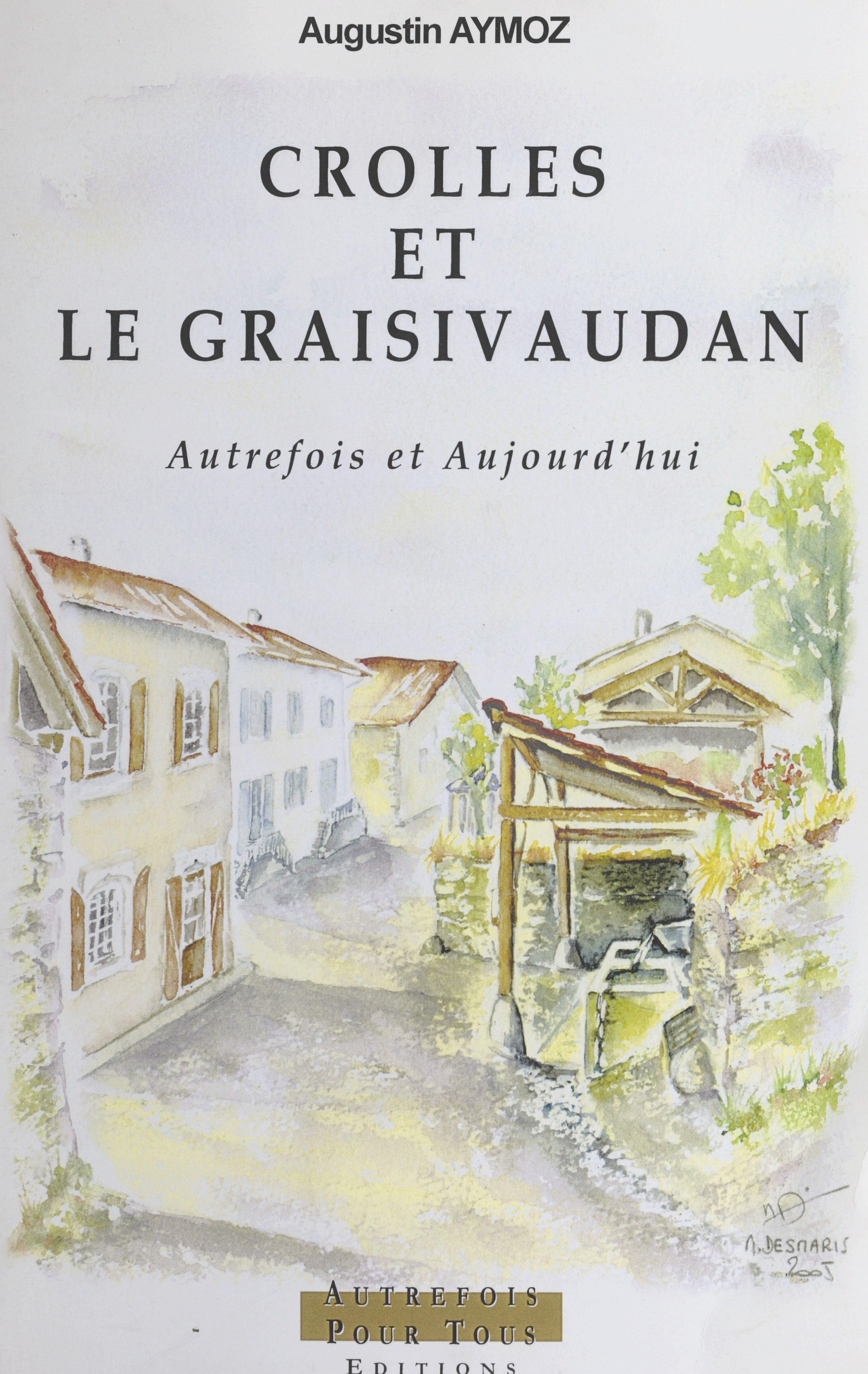Crolles et le Graisivaudan