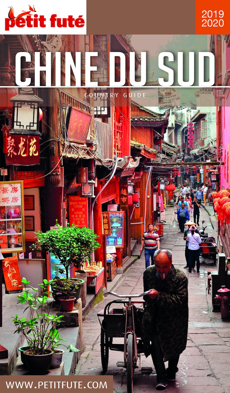 CHINE DU SUD 2019/2020 Petit Futé