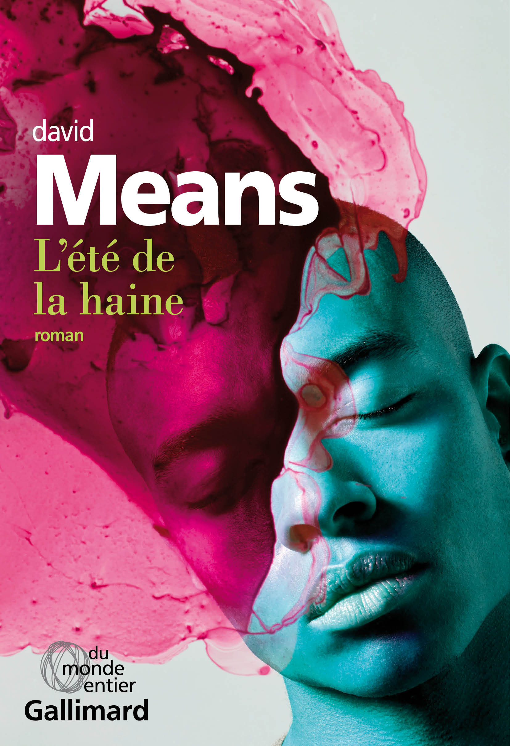 L'été de la haine | Means, David
