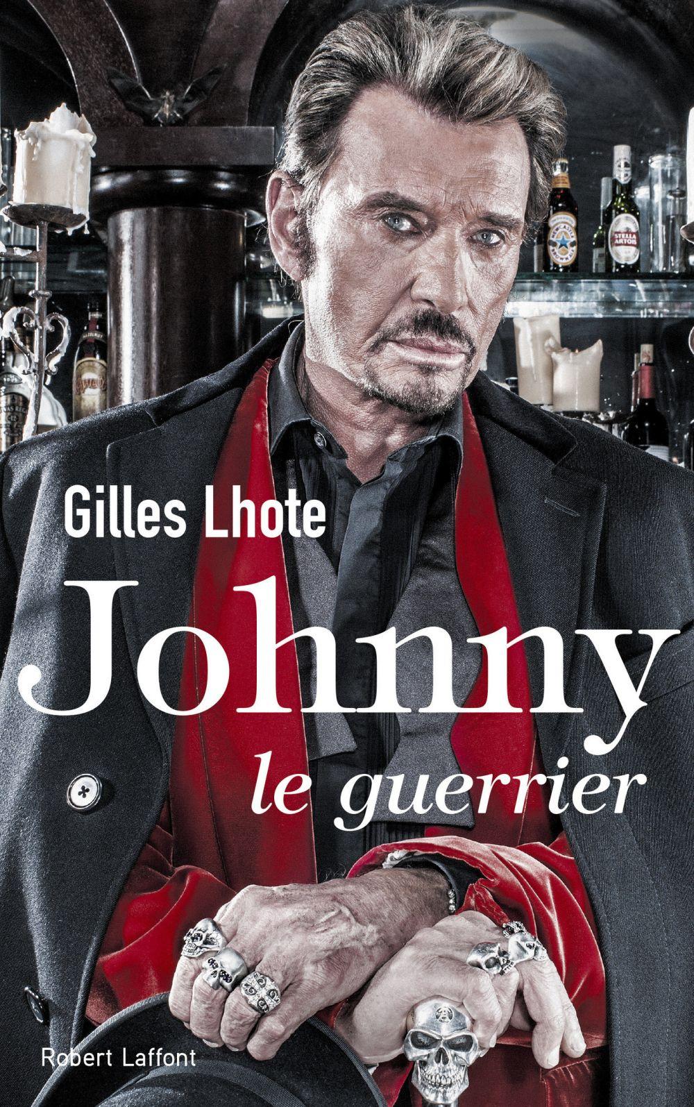 Johnny, le guerrier | LHOTE, Gilles. Auteur