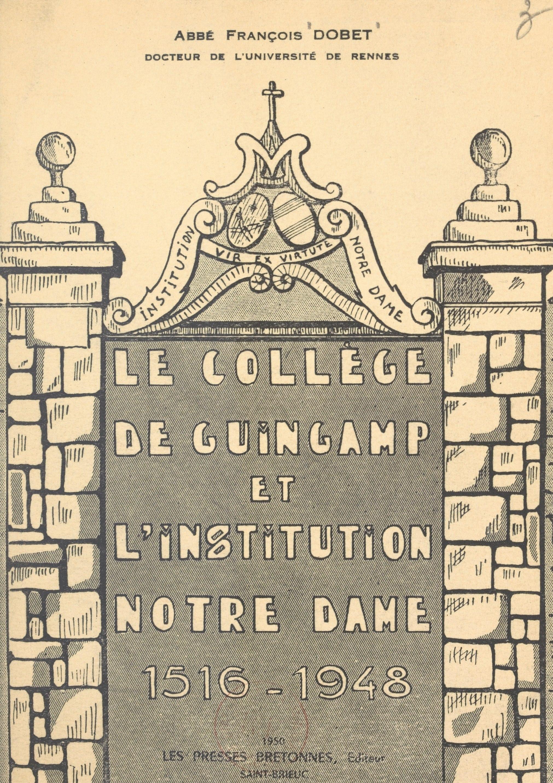 Le collège de Guingamp et l...