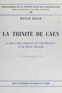 La Trinité de Caen