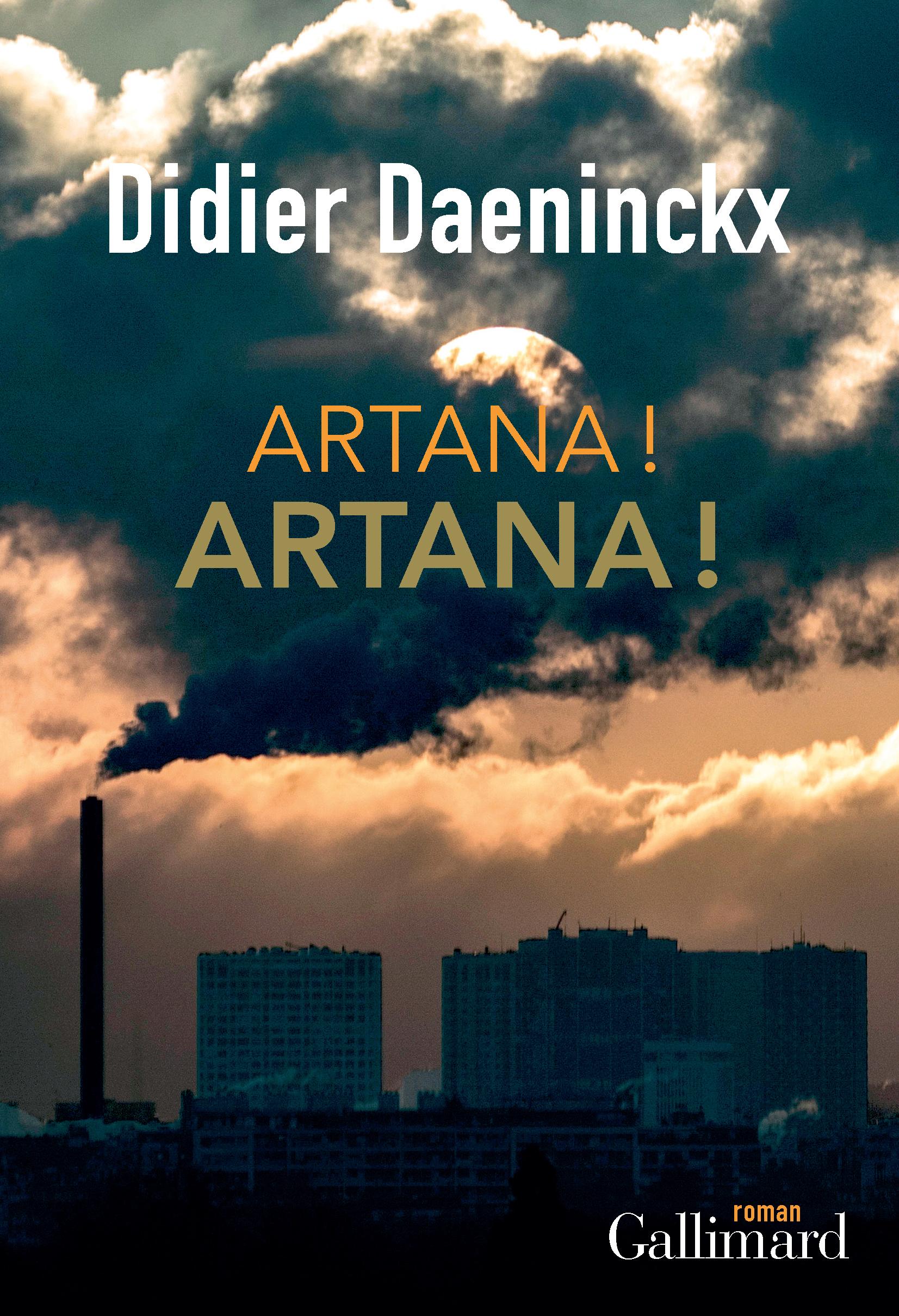 Artana ! Artana ! | Daeninckx, Didier