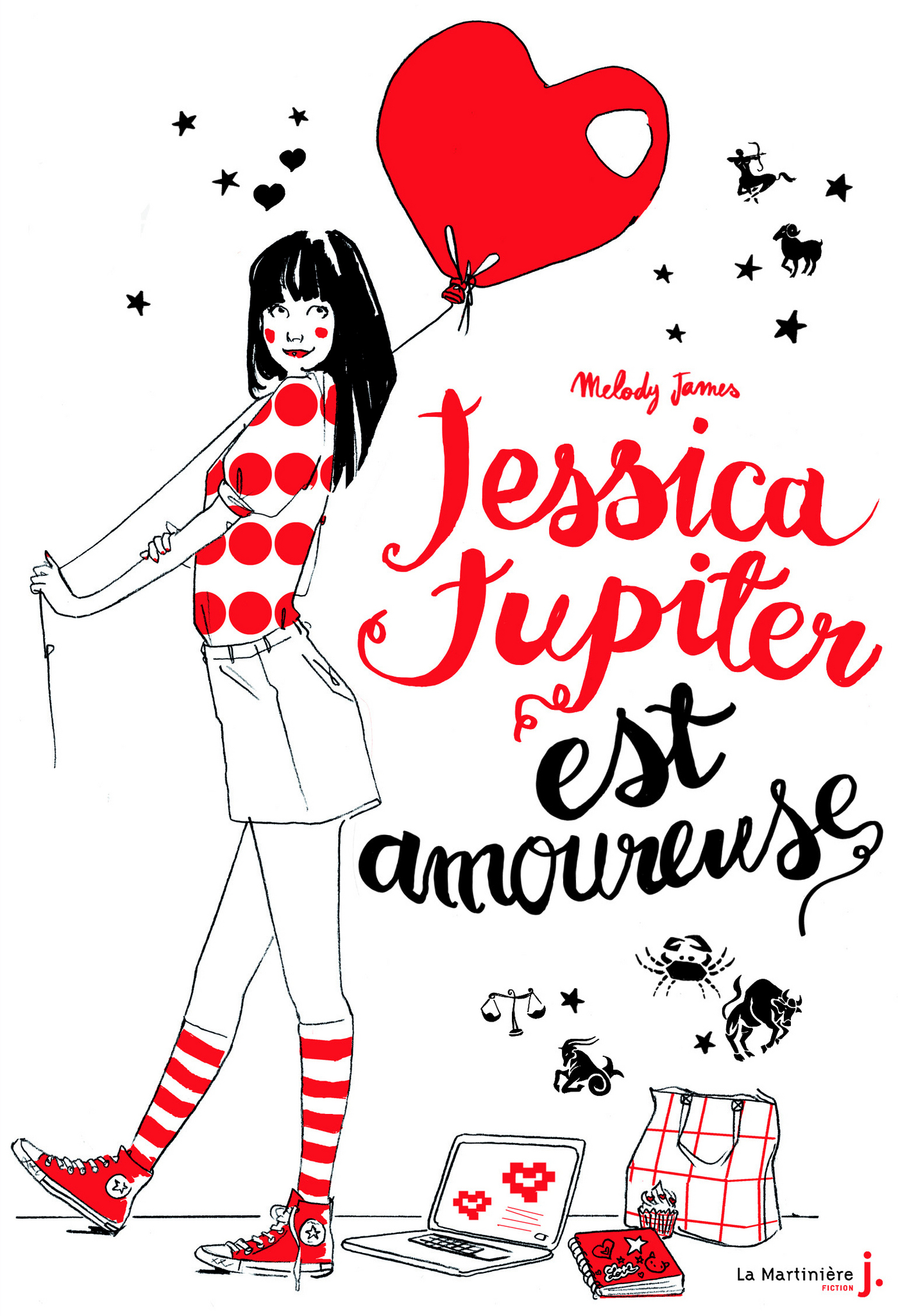 Jessica Jupiter est amoureuse. Jessica Jupiter, tome 4