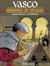 Vasco - tome 16 - Mémoires ...