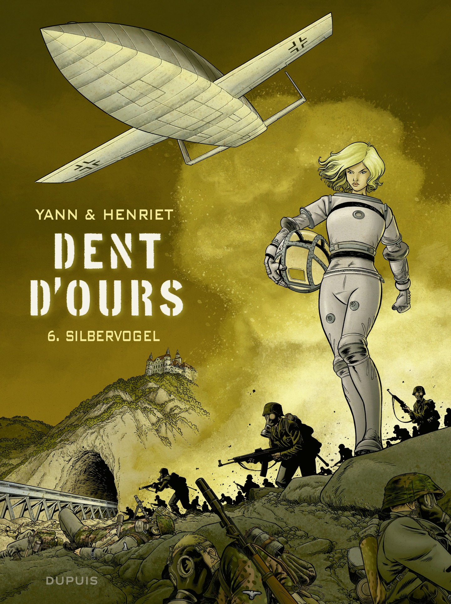 Dent d'ours - Tome 6