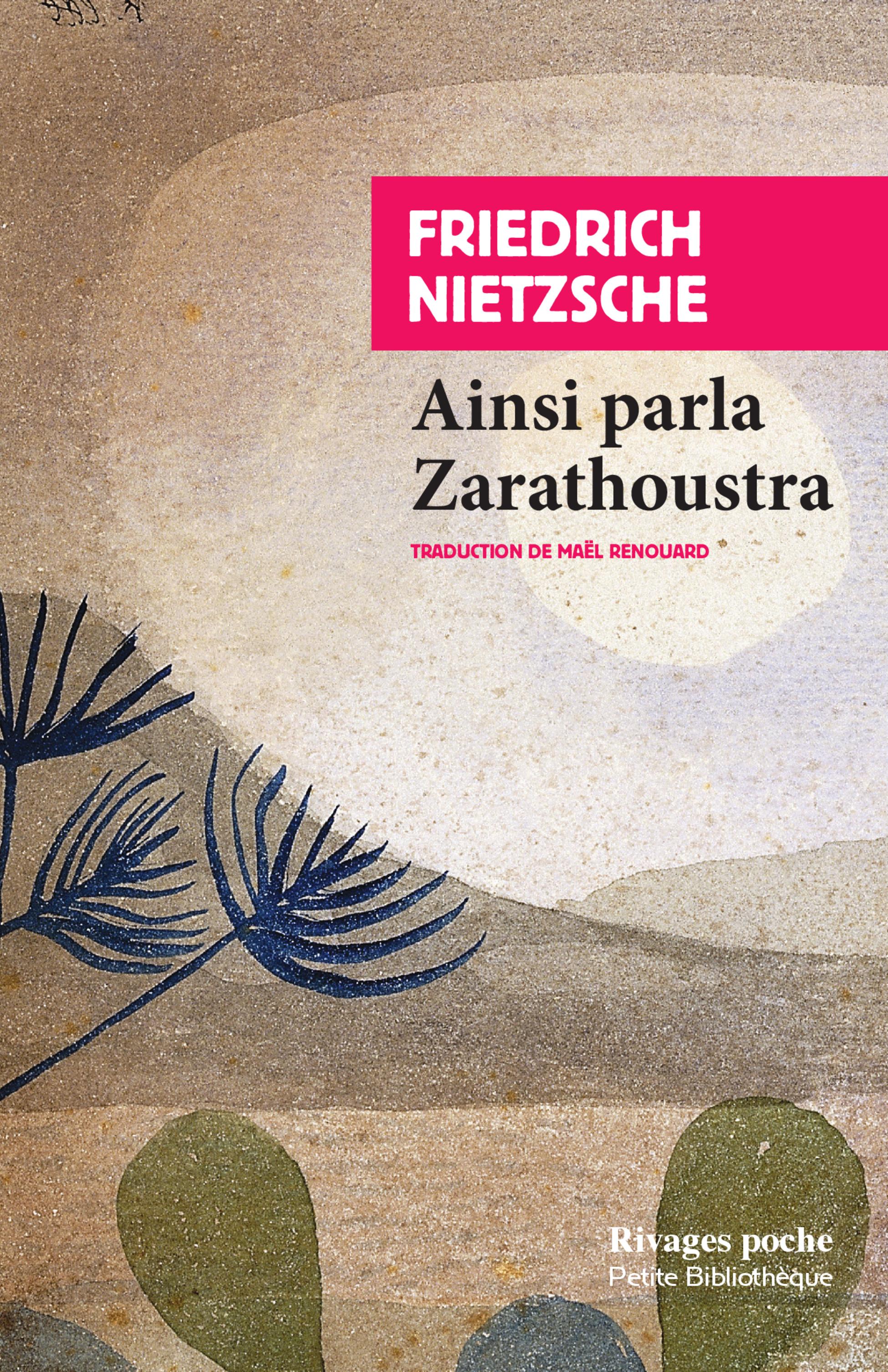 Ainsi parla Zarathoustra