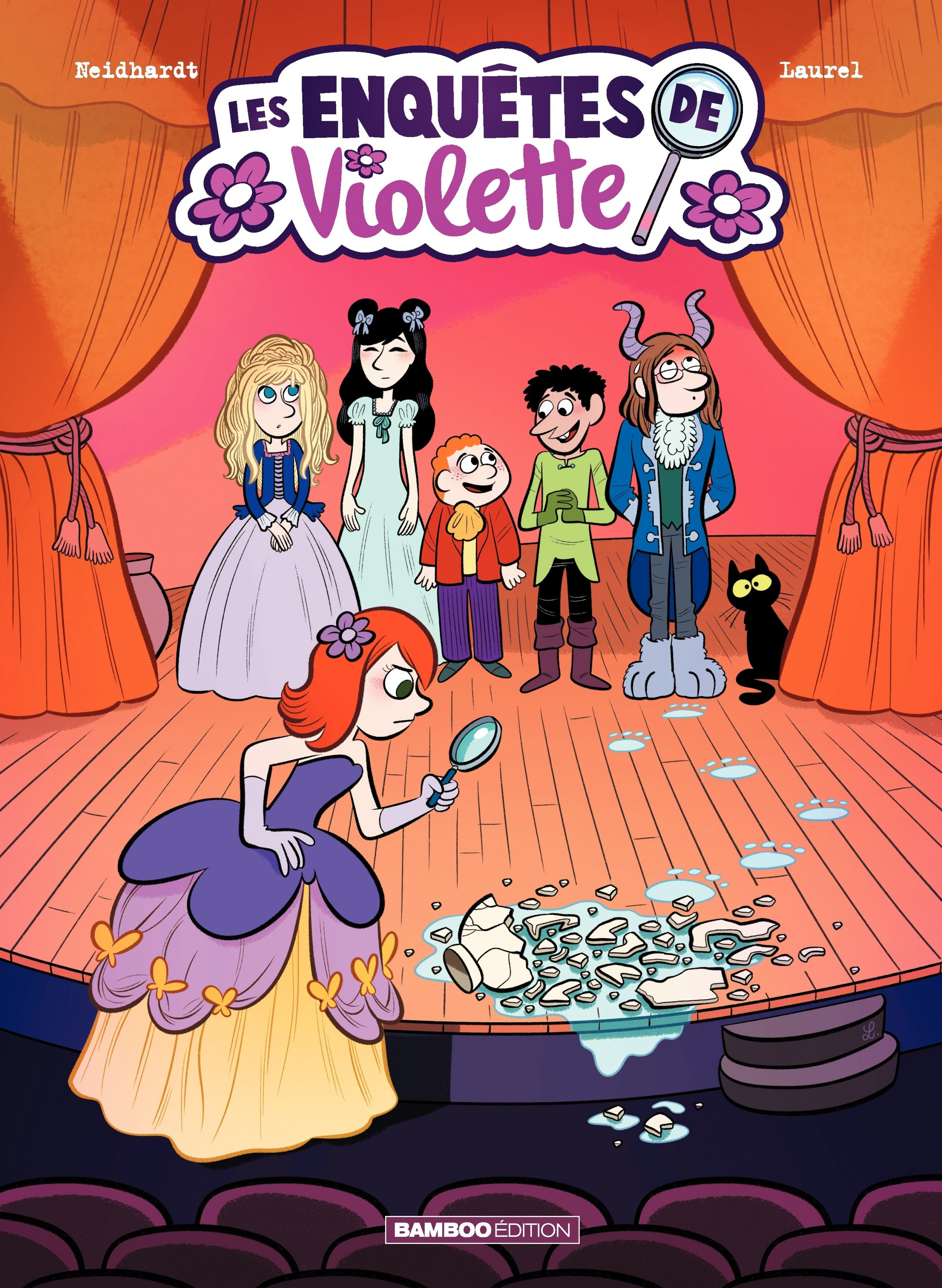LES ENQUETES DE VIOLETTE - TOME 3