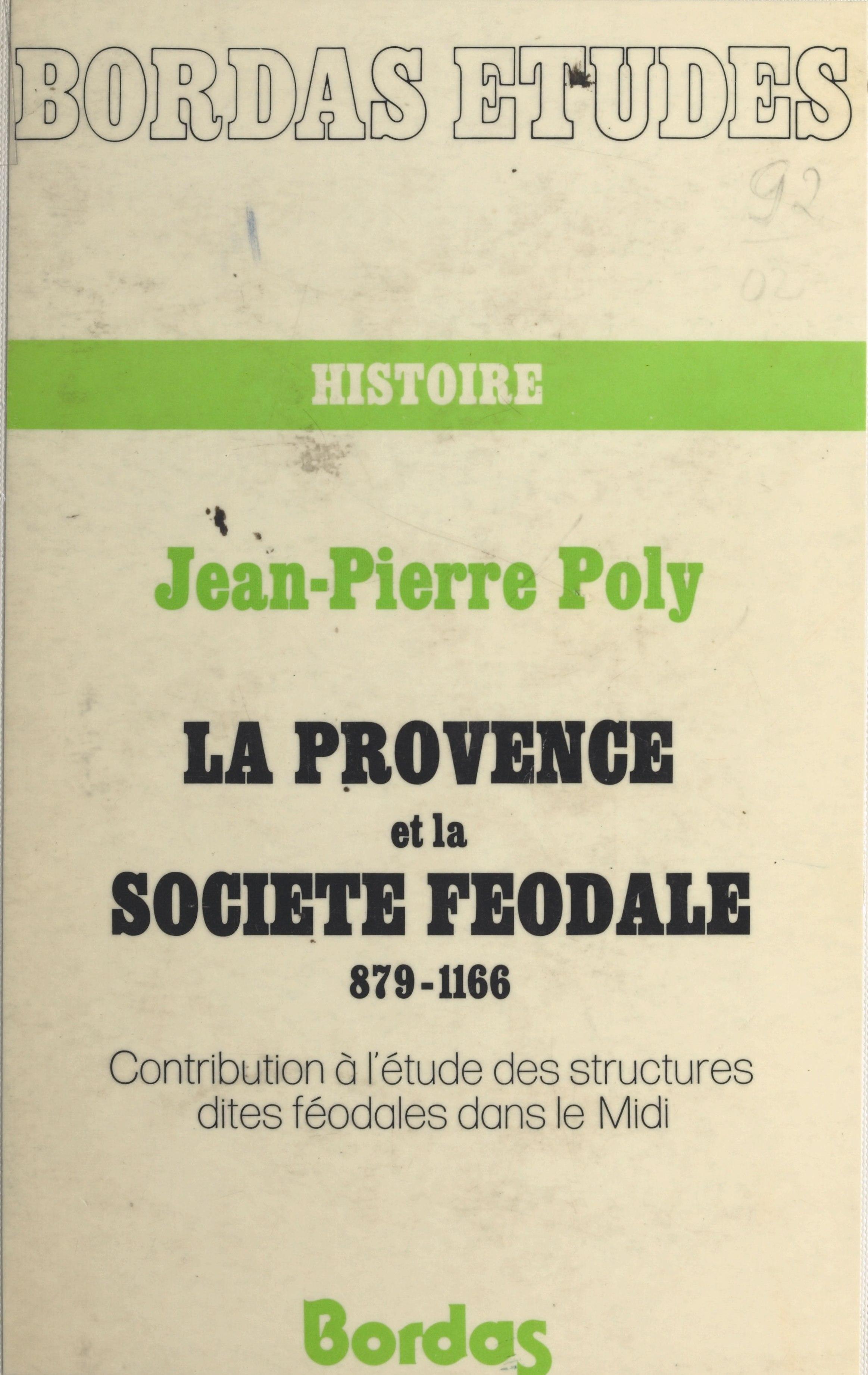 La Provence et la société f...