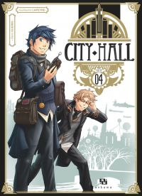 City Hall - Tome 4
