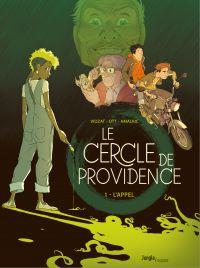 Image de couverture (Le Cercle de Providence - Tome 1 - L'Appel)