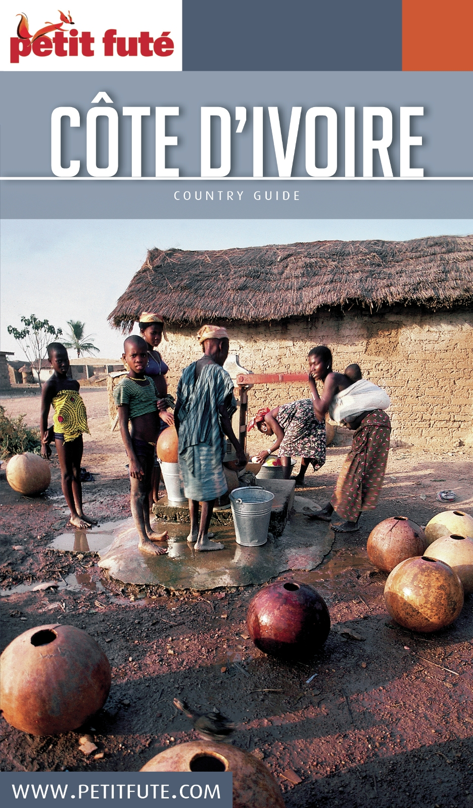 CÔTE D'IVOIRE 2018/2019 Petit Futé | Auzias, Dominique