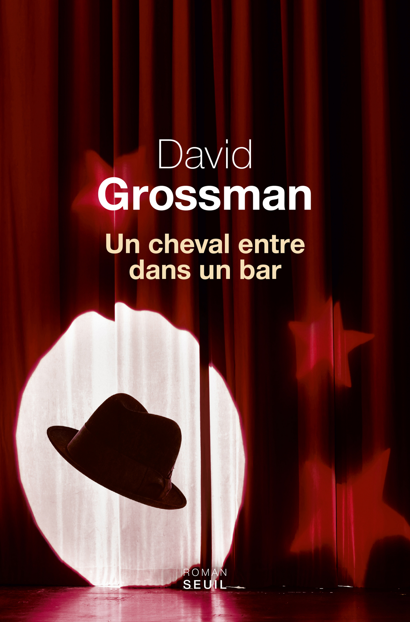 Un cheval entre dans un bar | Grossman, David