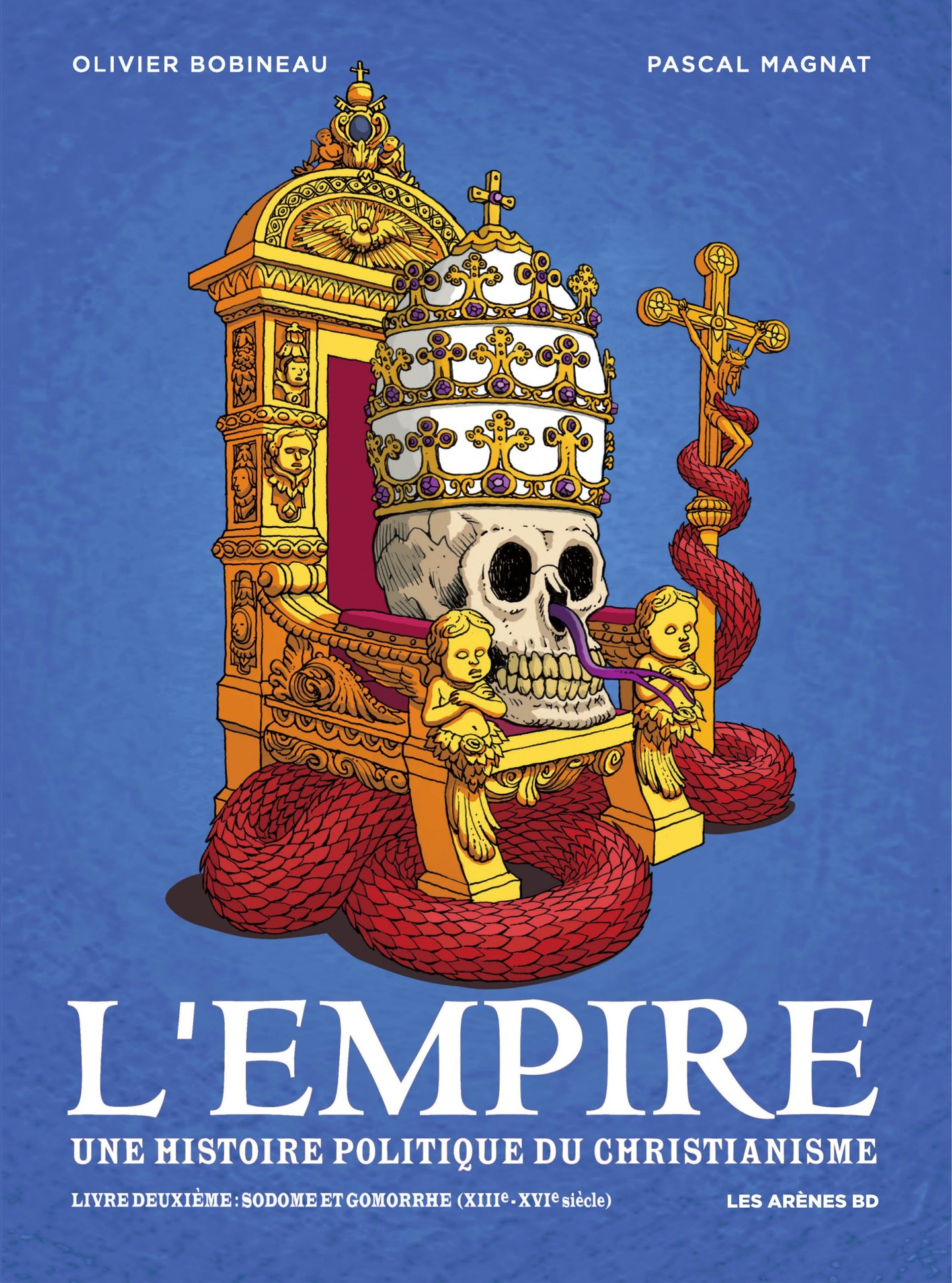 L'Empire - Tome 2