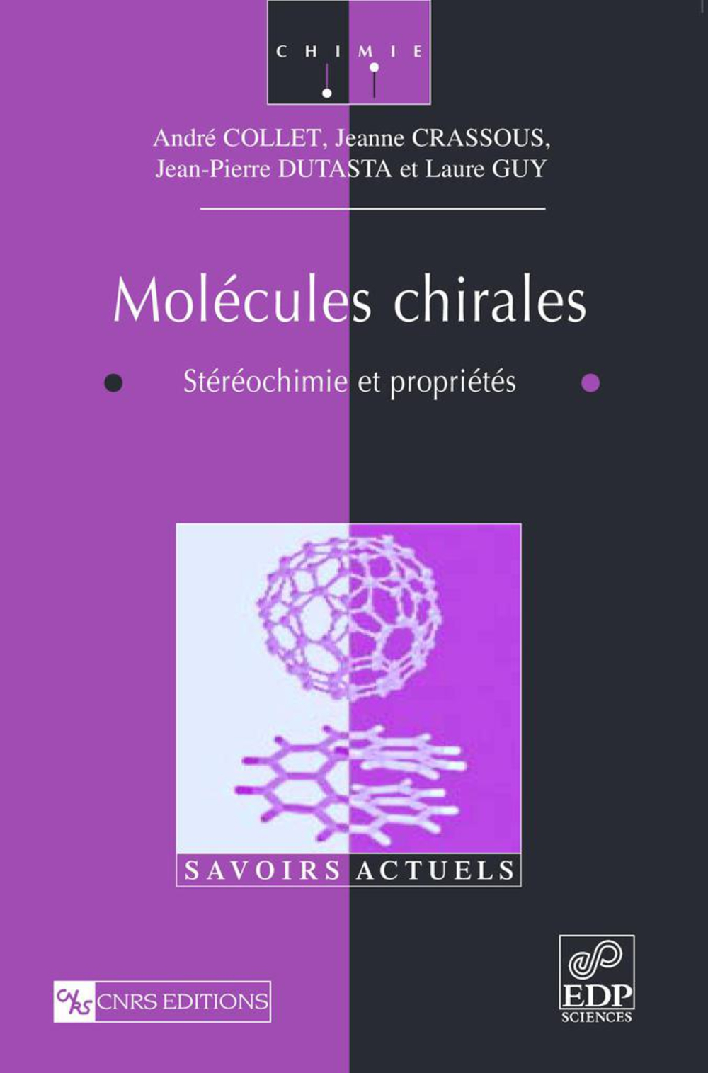 Molécules chirales