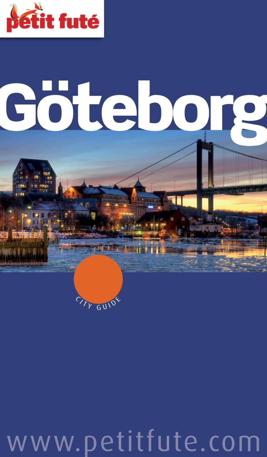 Göteborg 2013 Petit Futé