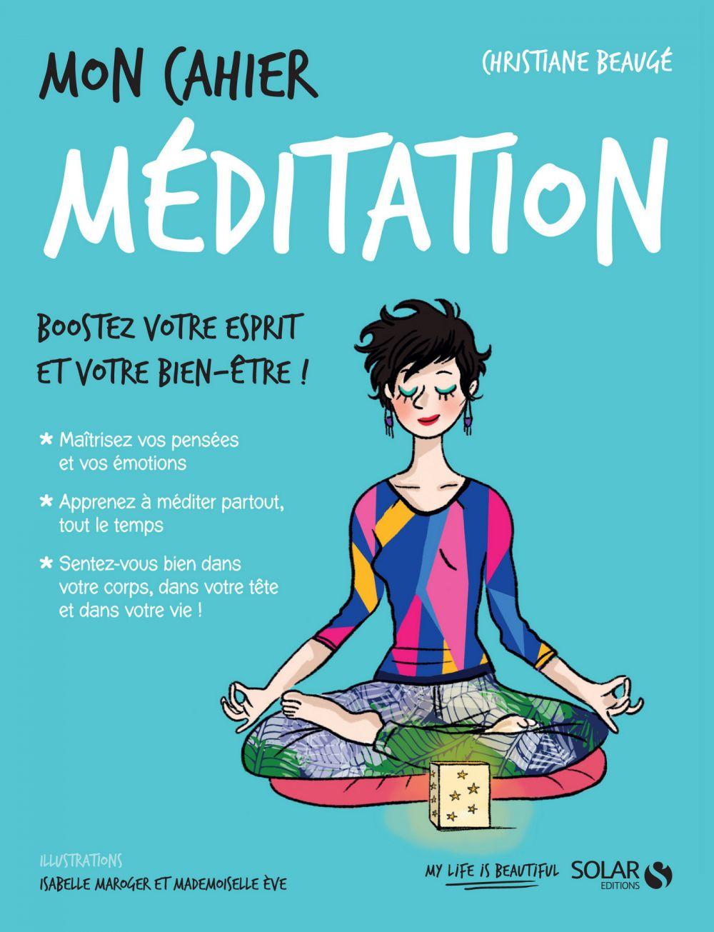 Mon cahier Méditation |