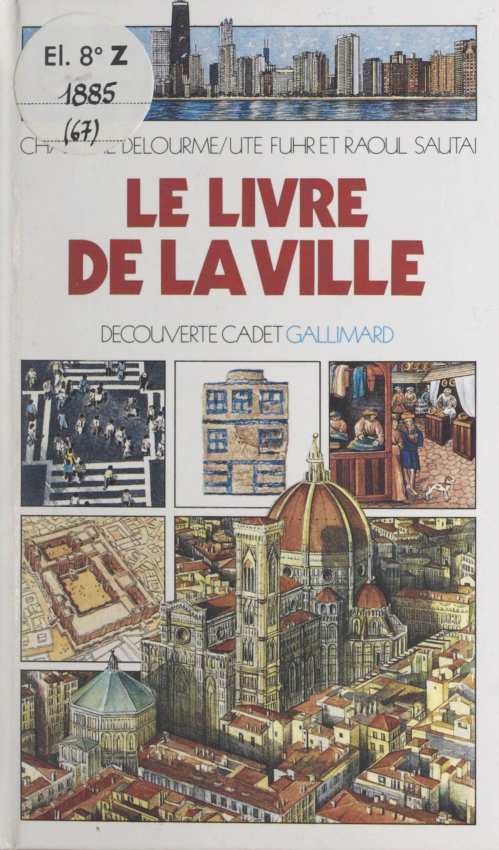 Le livre de la ville
