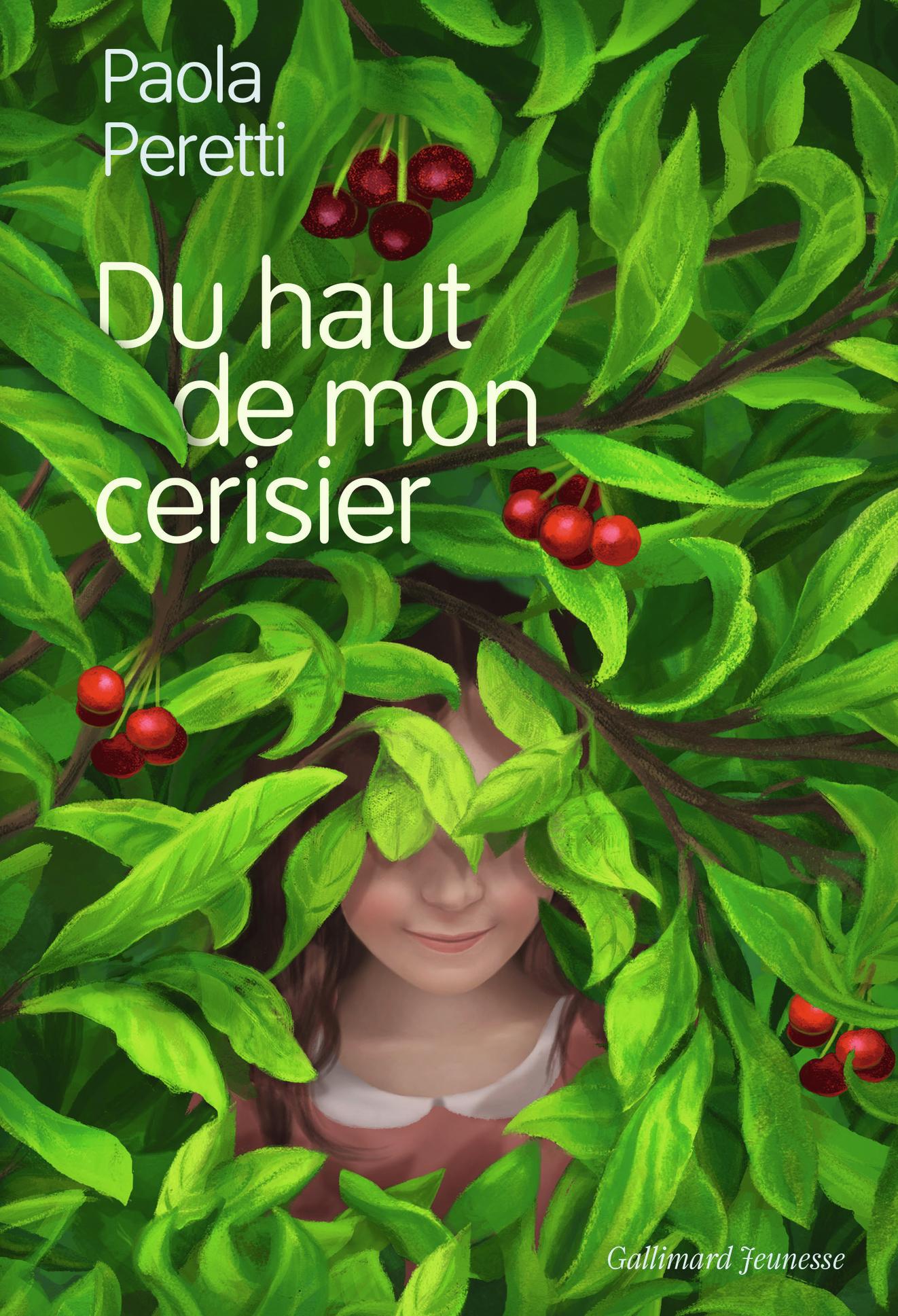 Du haut de mon cerisier | Peretti, Paola