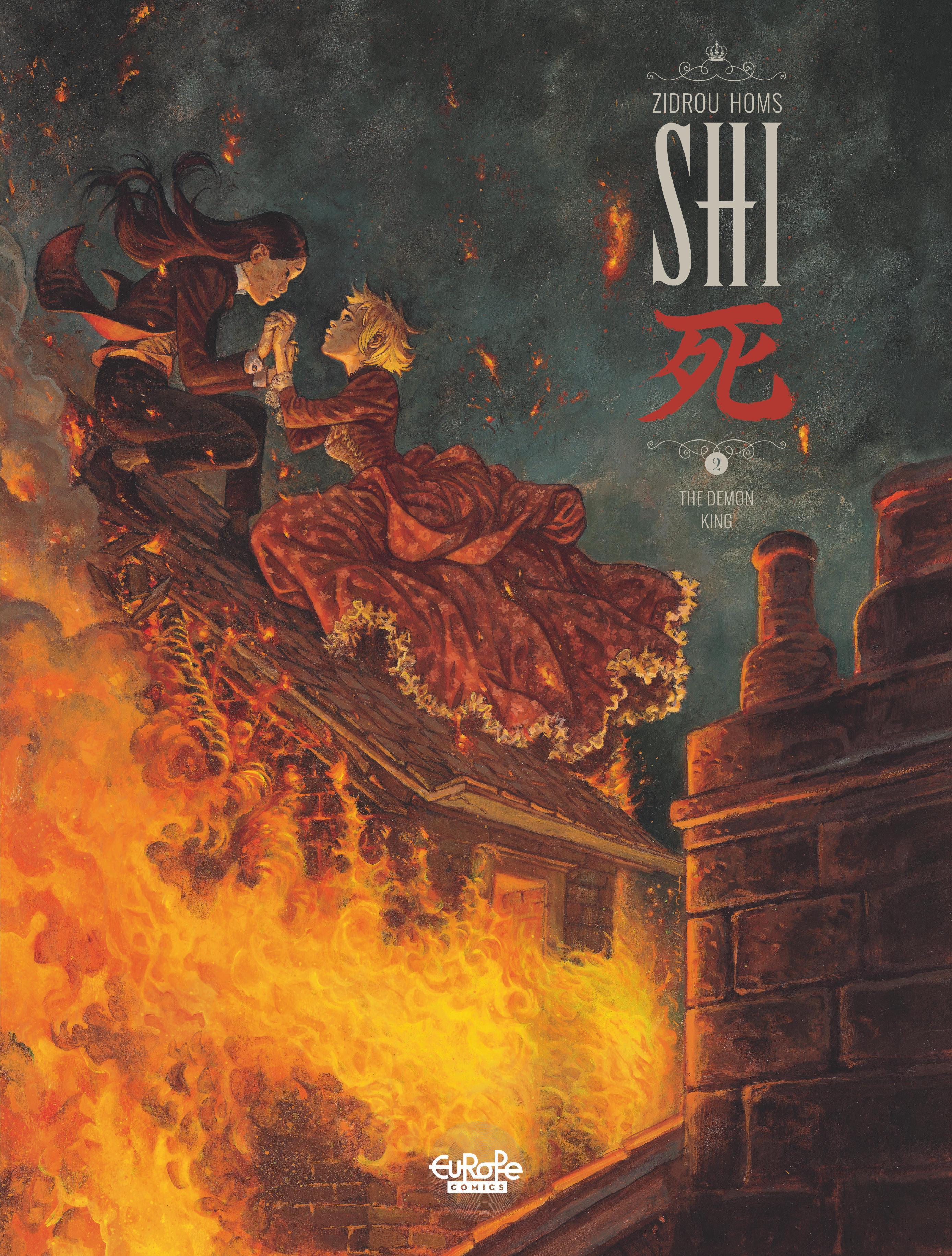 SHI - Volume 2 - The Demon King