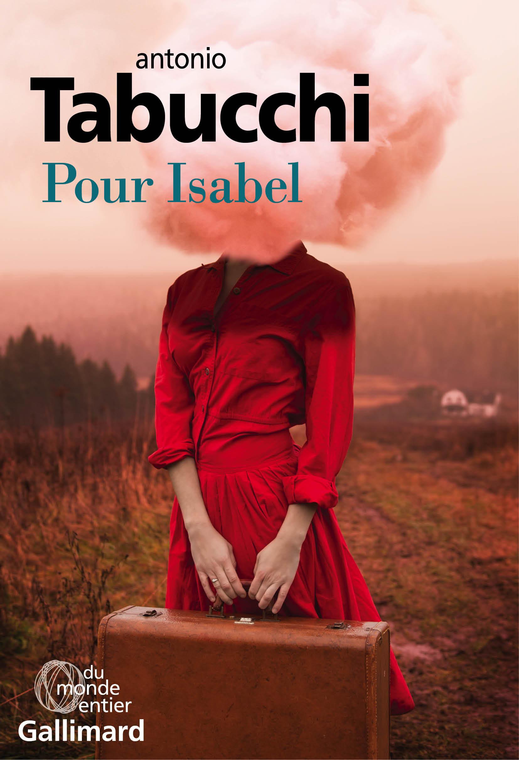 Pour Isabel. Un mandala | Tabucchi, Antonio