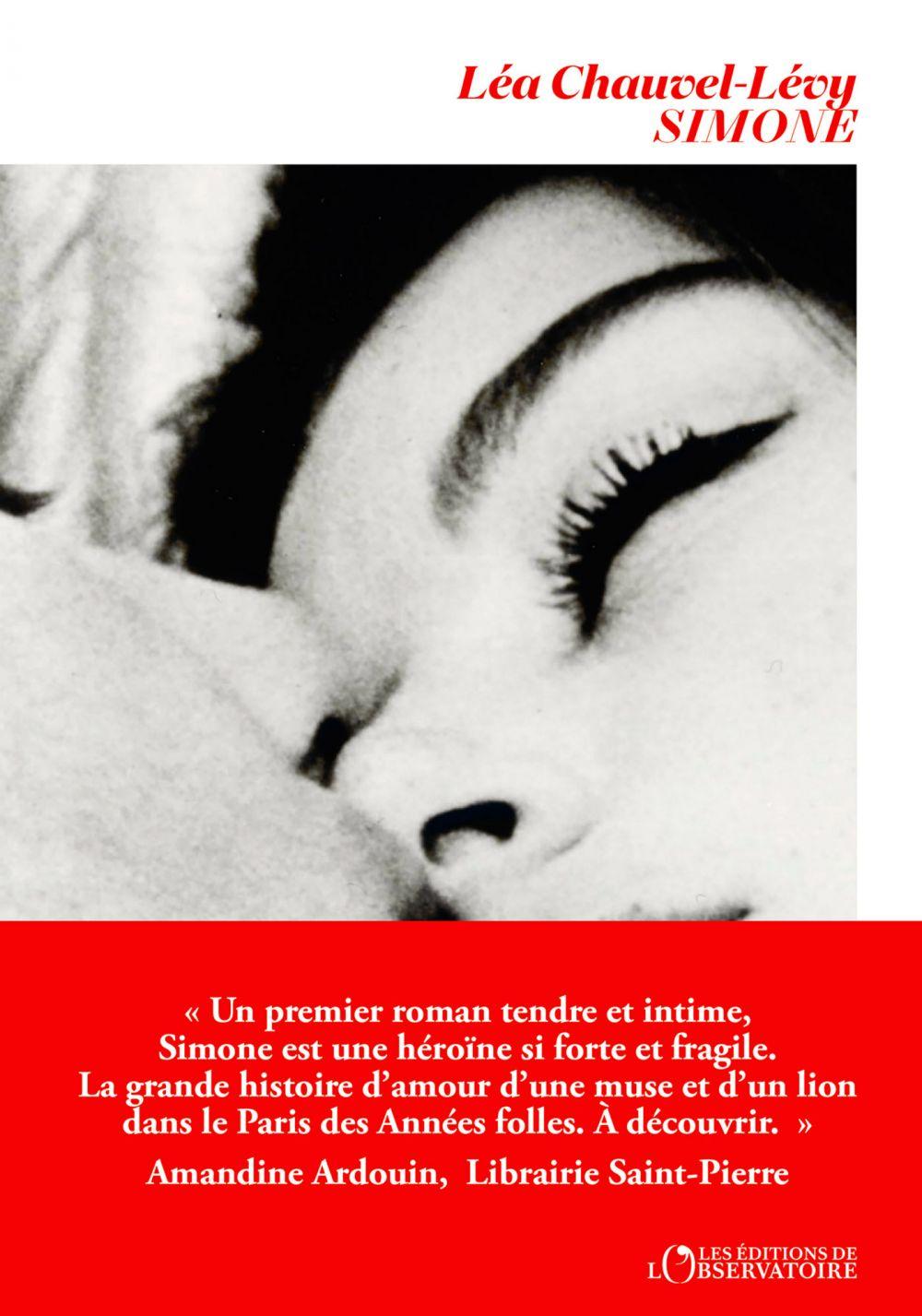 Simone   Chauvel-Lévy, Léa (1983-....). Auteur