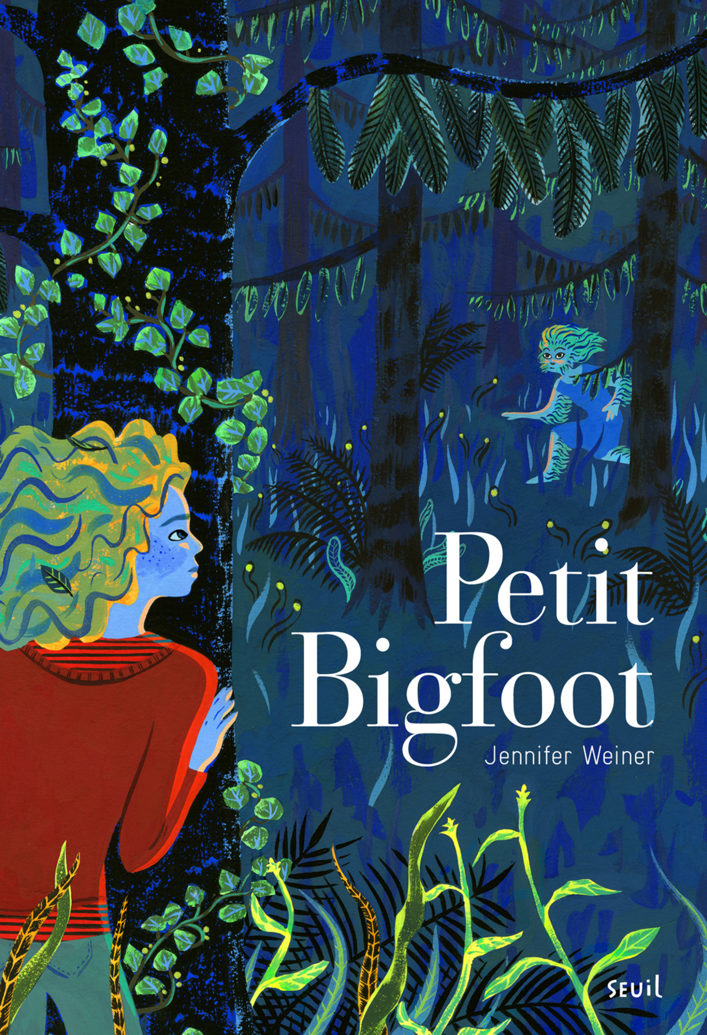 Petit Bigfoot - tome 1 | Weiner, Jennifer
