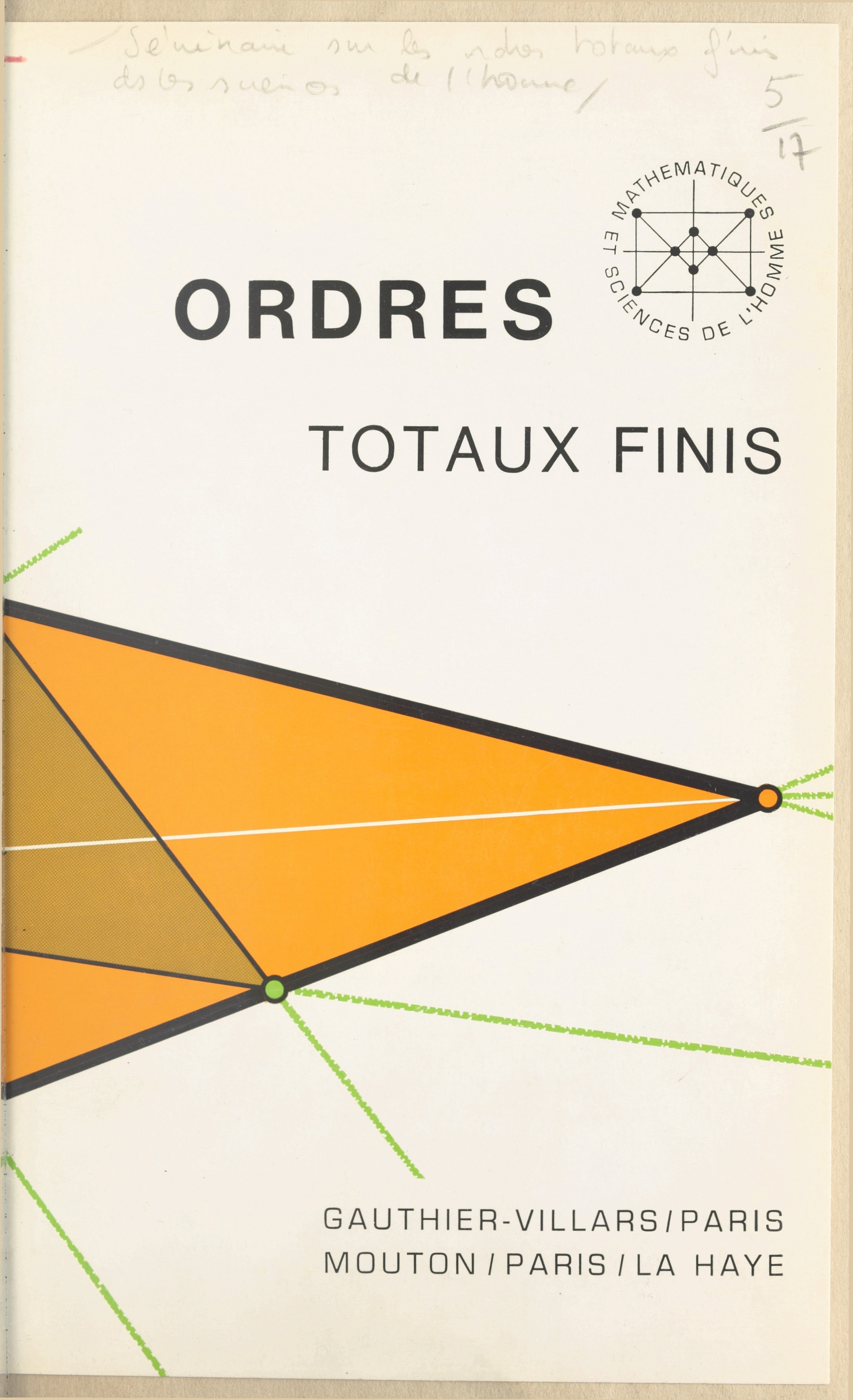 Ordres totaux finis