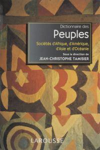 Dictionnaire des peuples