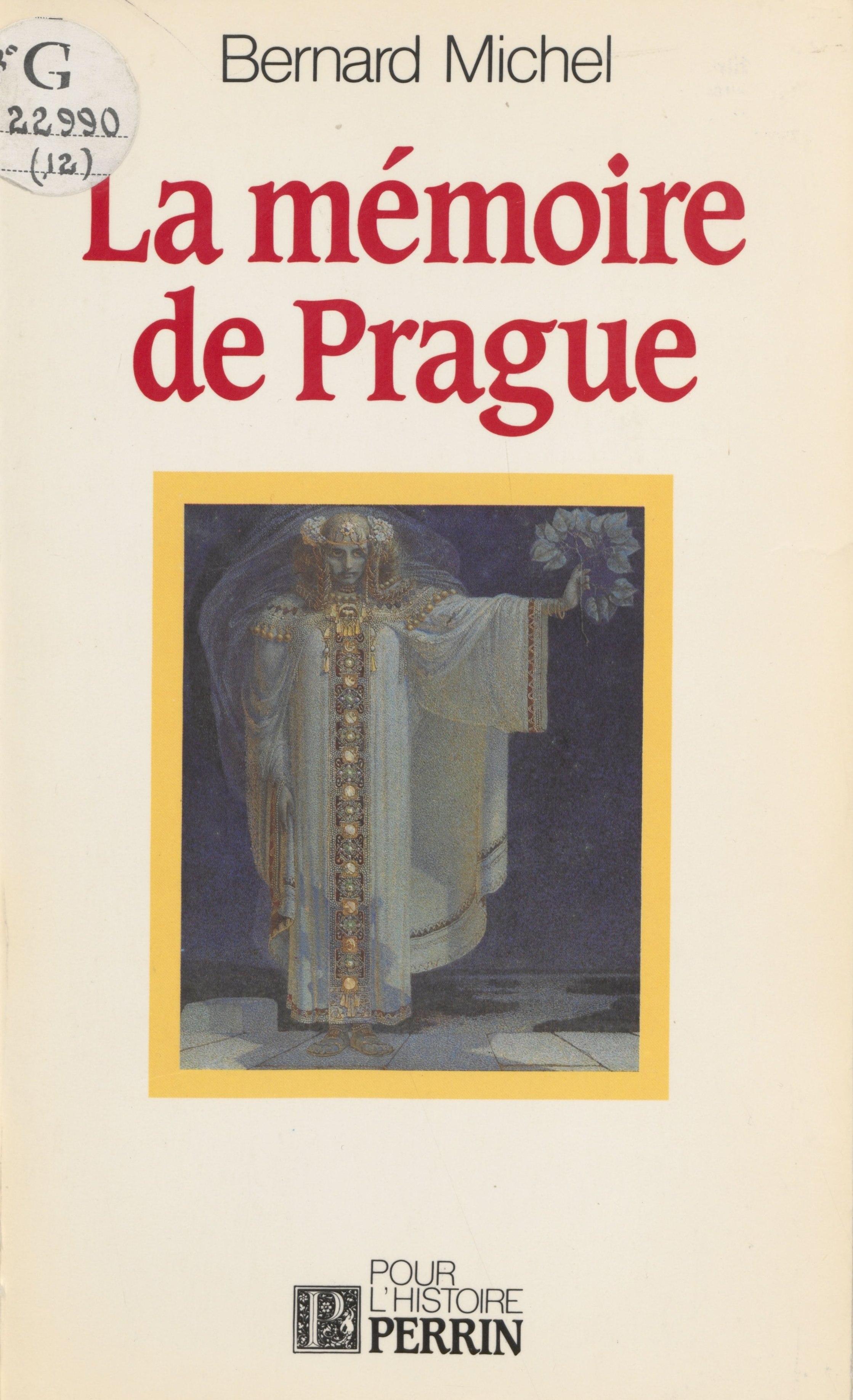 La Mémoire de Prague