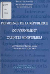 Présidence de la République...
