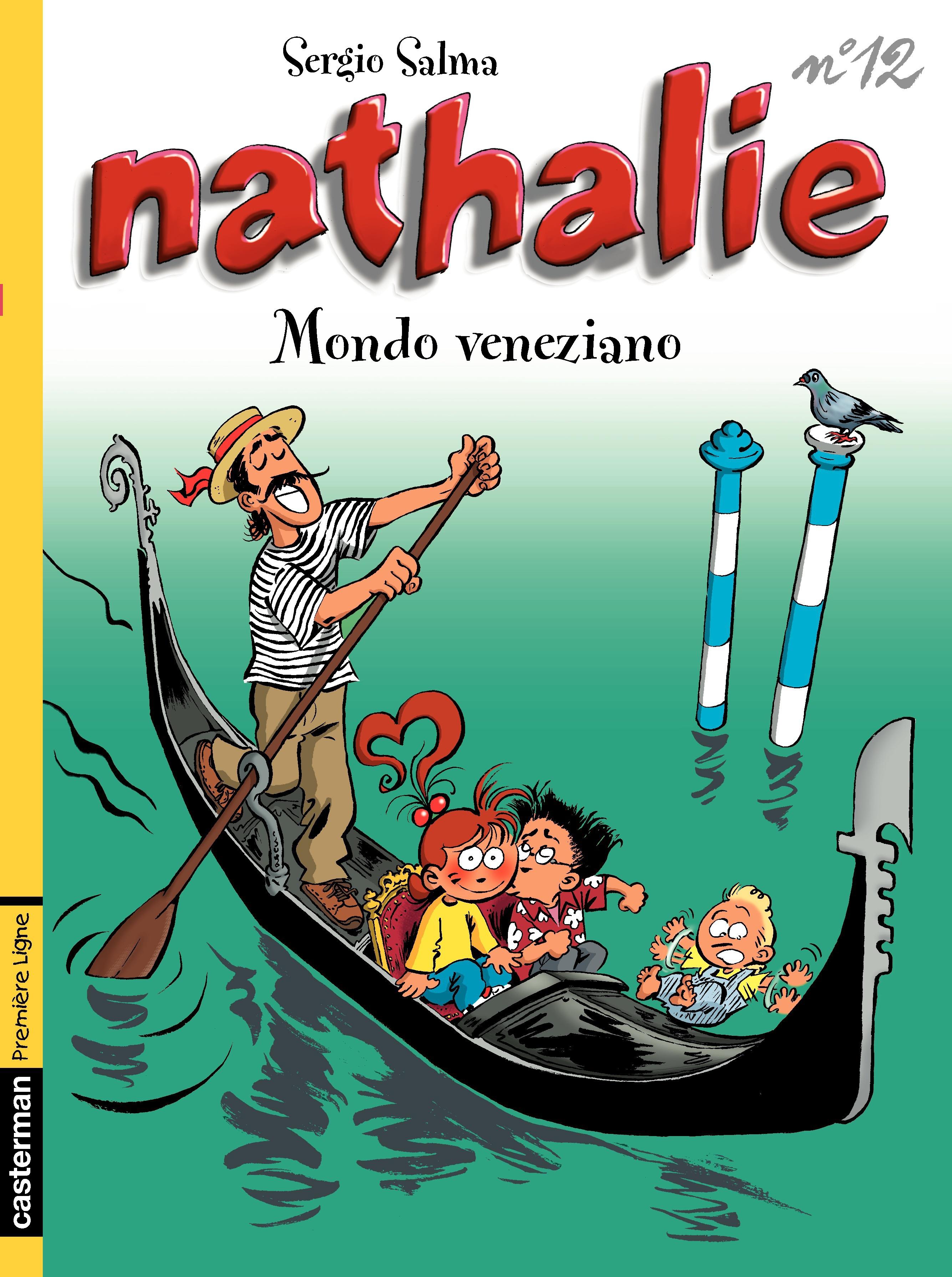 Nathalie (Tome 12) - Mondo veneziano