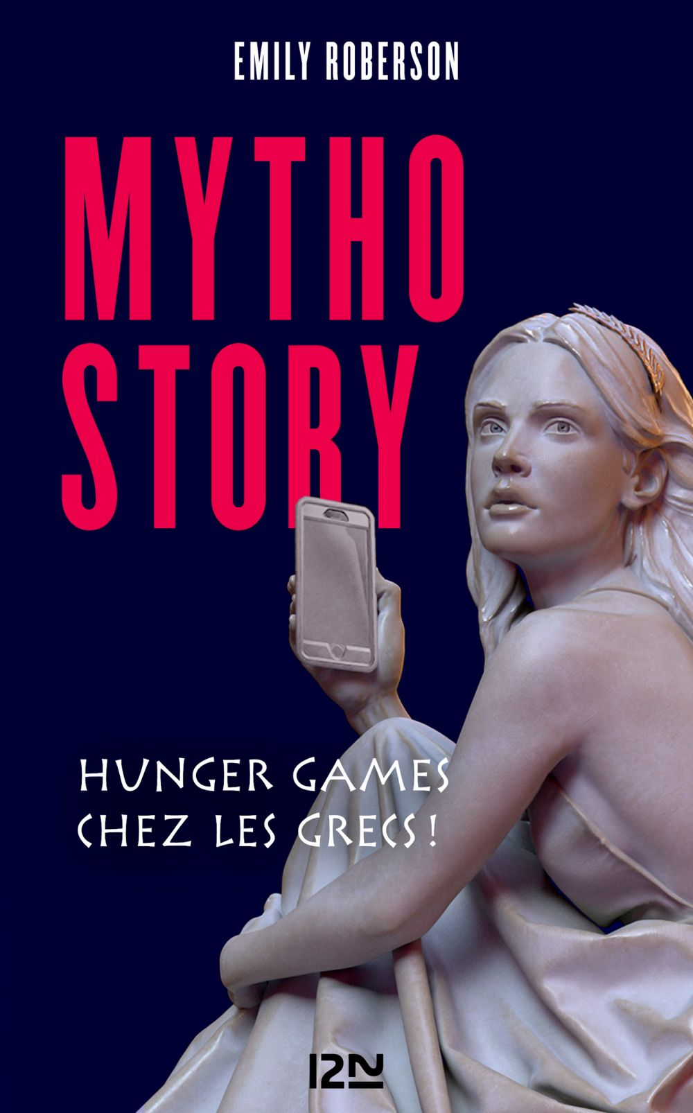 Mytho-Story | Roberson, Emily. Auteur