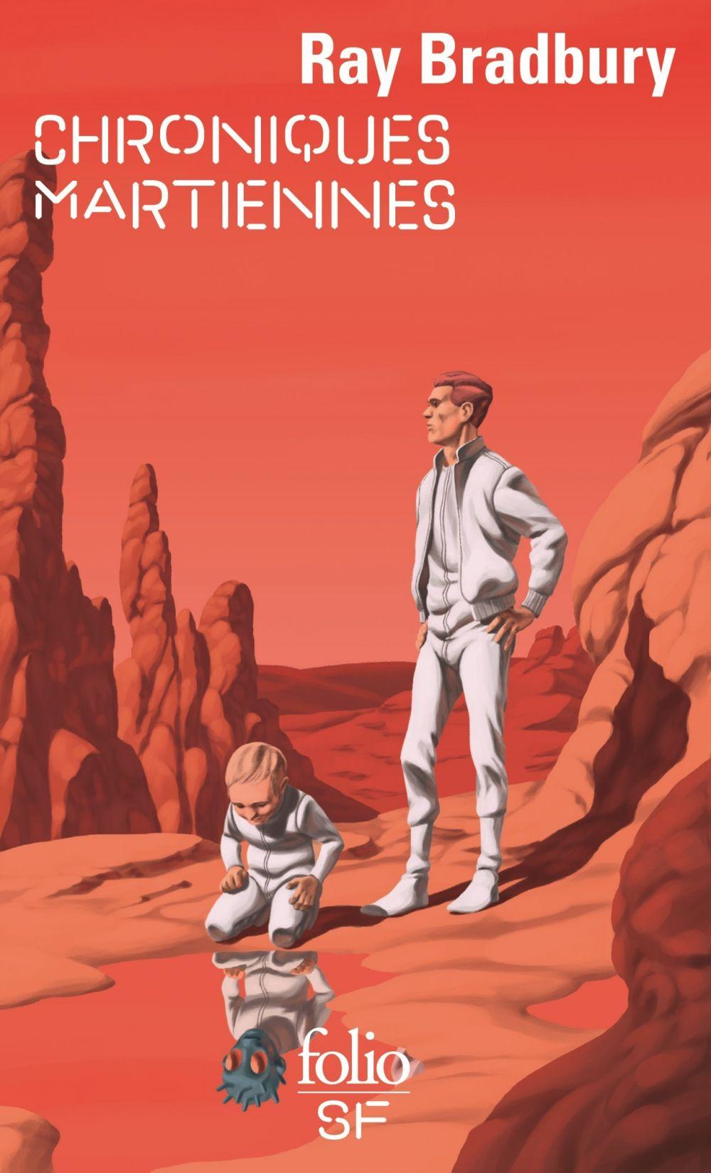 Chroniques martiennes | Bradbury, Ray. Auteur