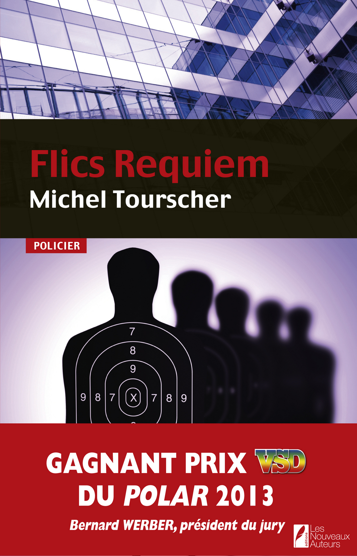 Flics Requiem | Tourscher, Michel
