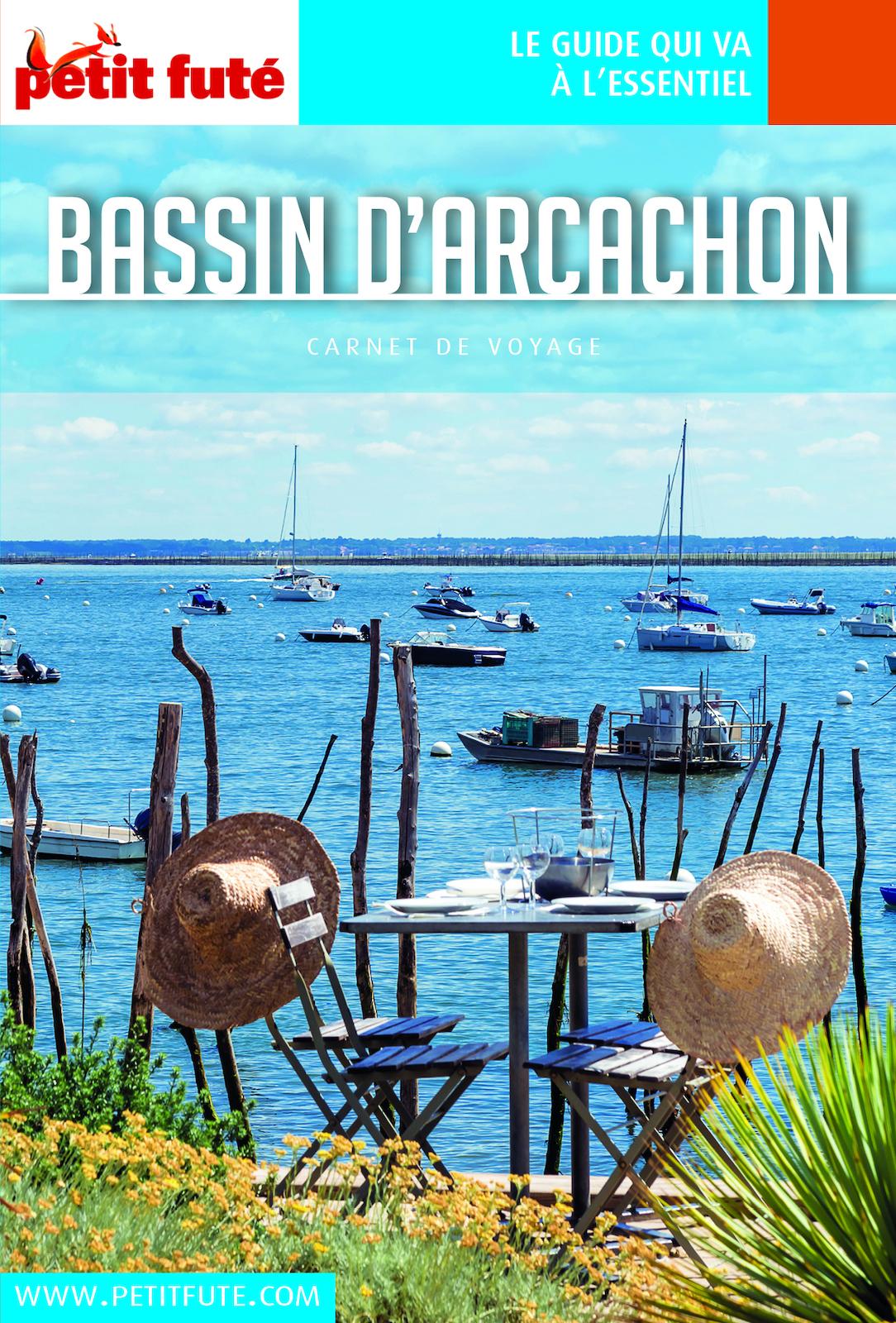 BASSIN D'ARCACHON 2018 Carnet Petit Futé