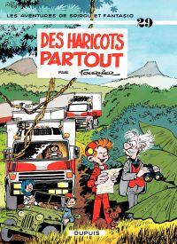 Spirou et Fantasio. Volume 29, Des Haricots partout