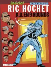 Ric Hochet - tome 31 - K.O....