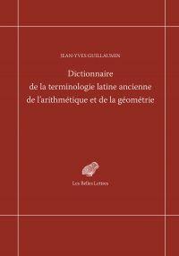 Dictionnaire de la terminol...