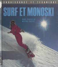 Surf et monoski