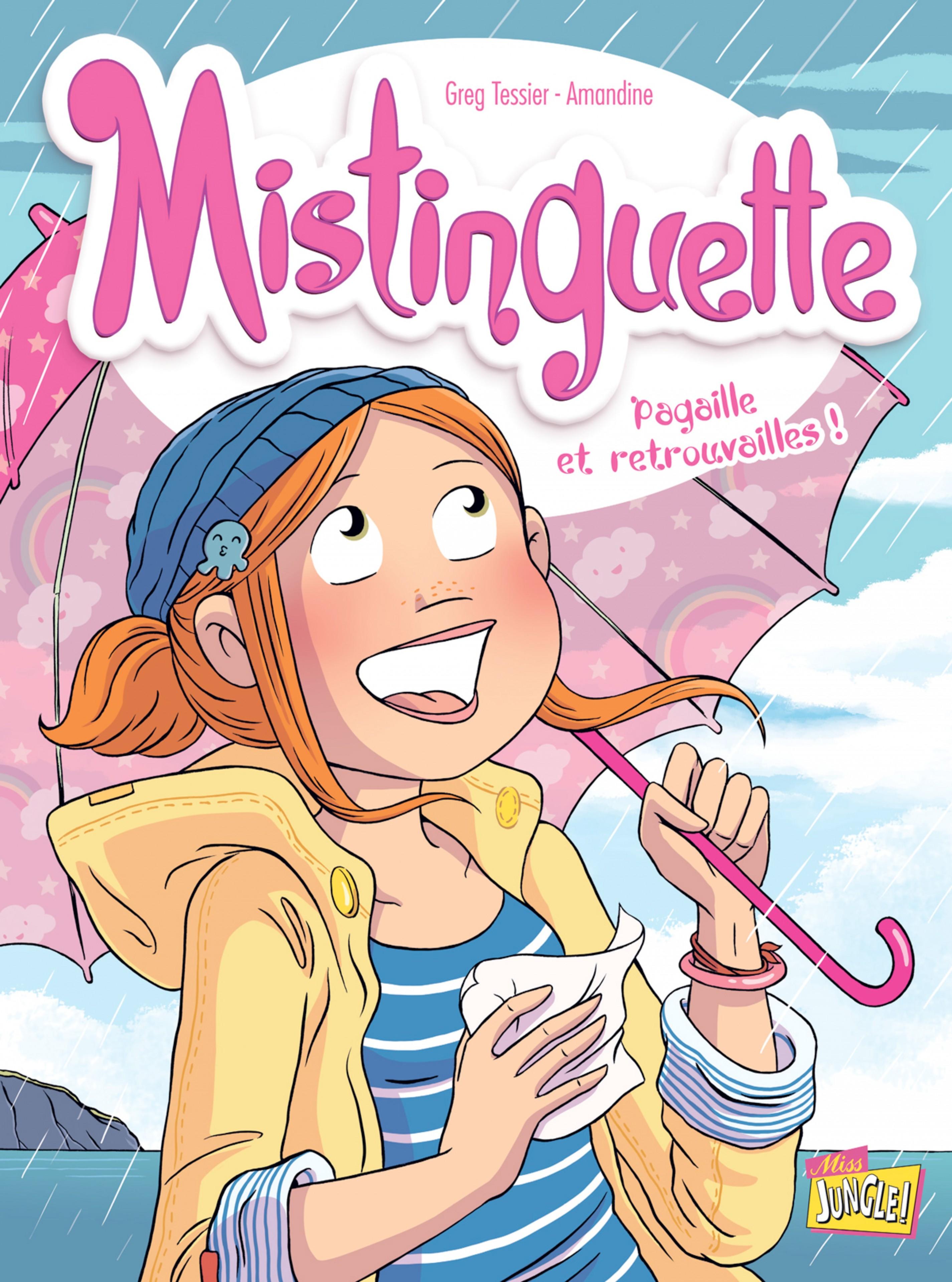 Mistinguette - Tome 8 - Pag...