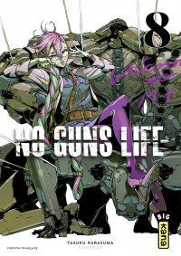 No Guns life - Tome 8