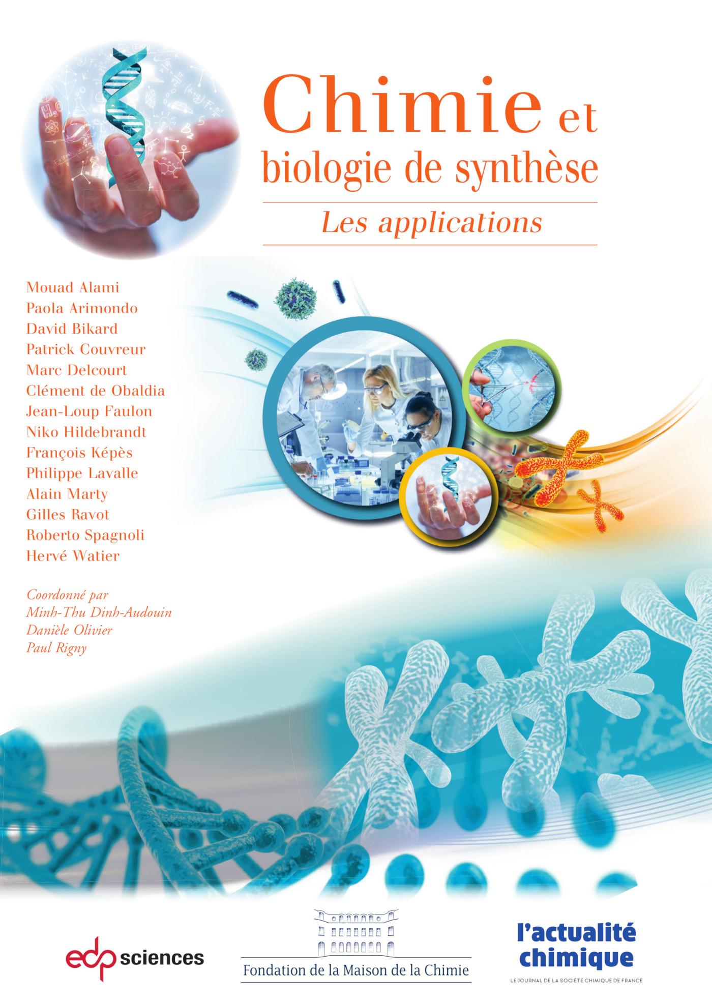Chimie et biologie de synthèse