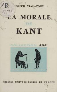 La morale de Kant