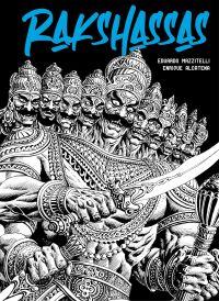 Rakshassas, le livre des dé...