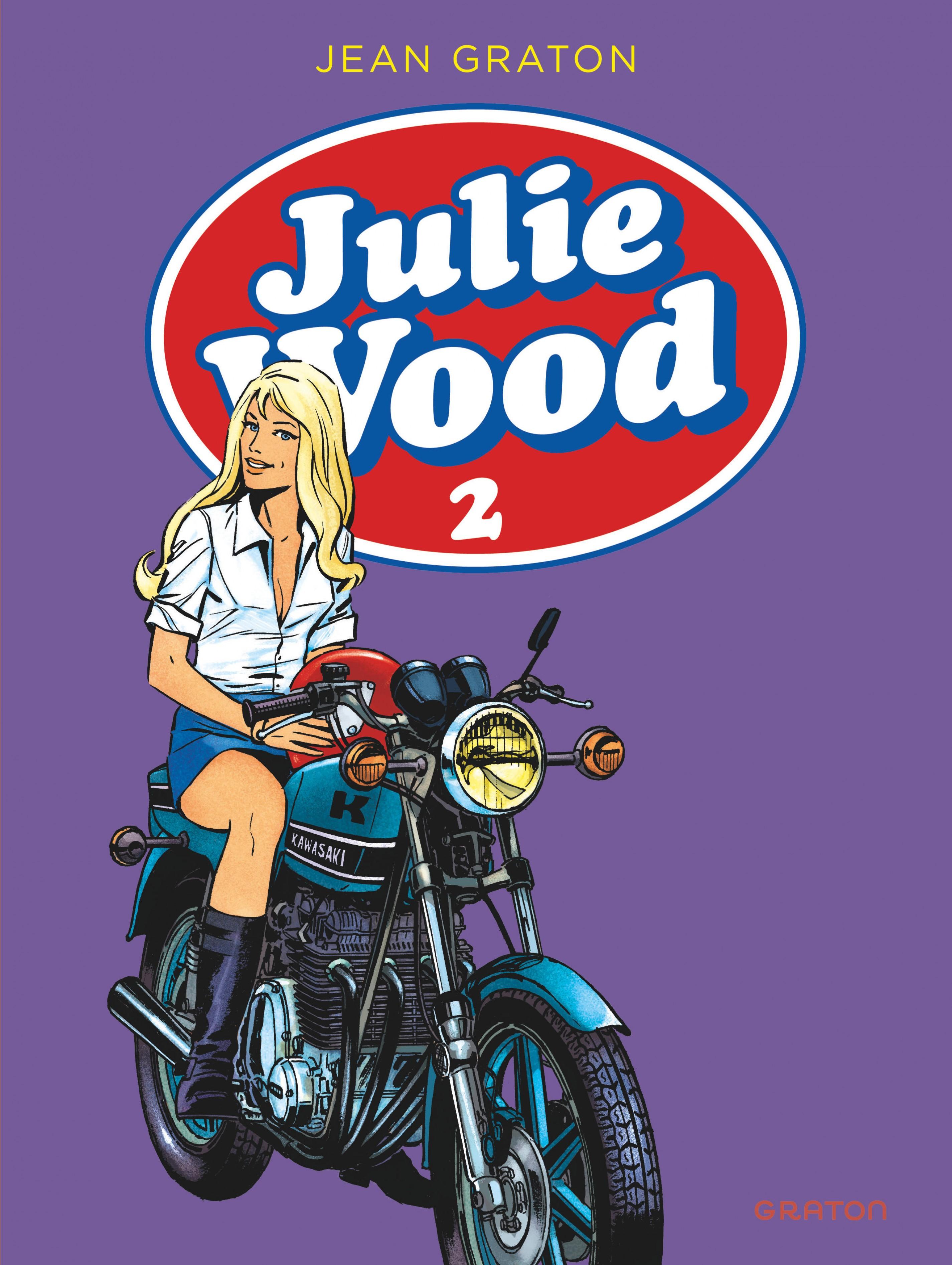Julie Wood, L'intégrale - Tome 2