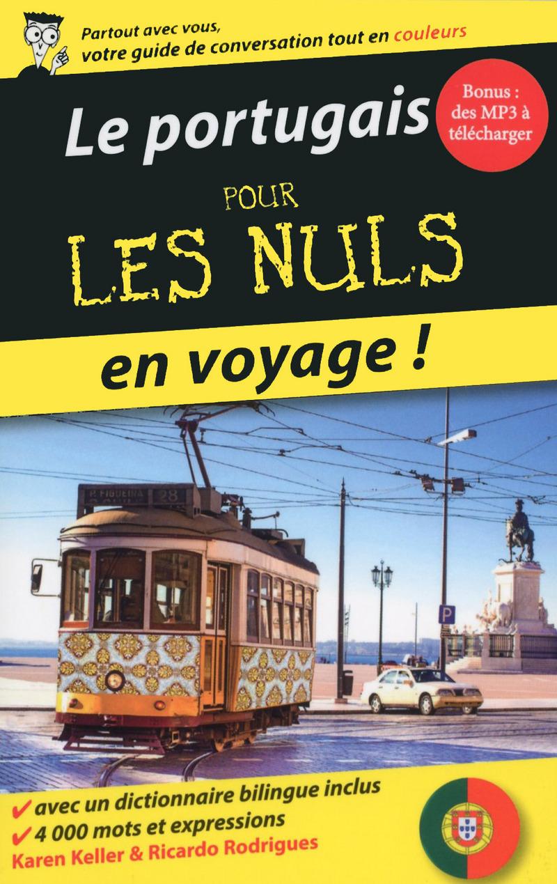Le portugais pour les Nuls en voyage | Collectif,