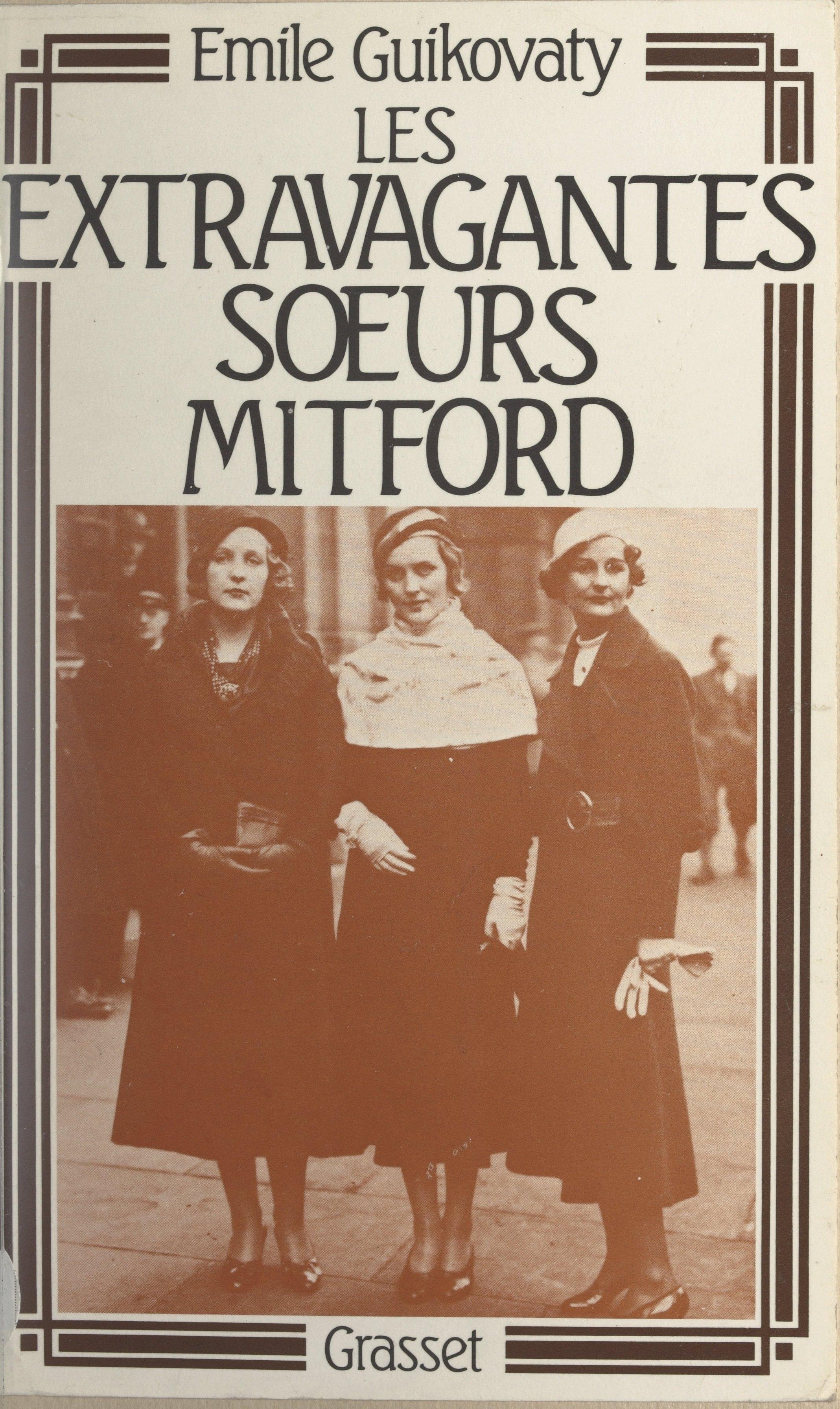 Les extravagantes sœurs Mit...