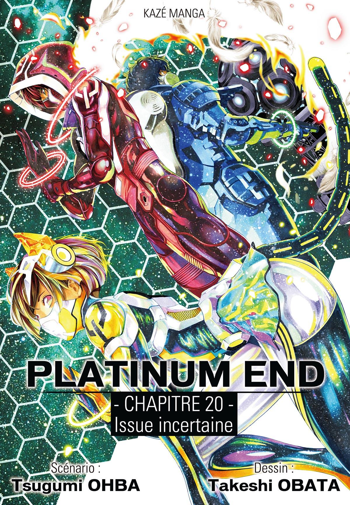 Platinum End - Simultrad - ...